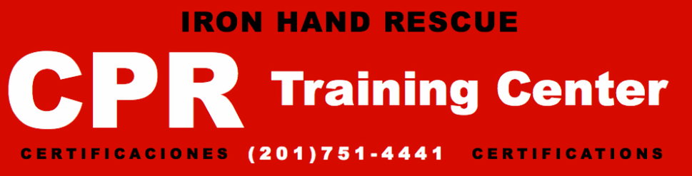 IRON HAND RESCUE CPR TRAINING CENTER (201) 751-4441